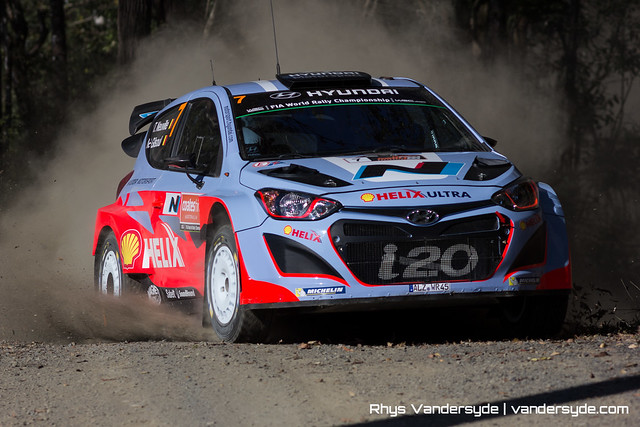 WRC Rally Australia - Coffs Harbour