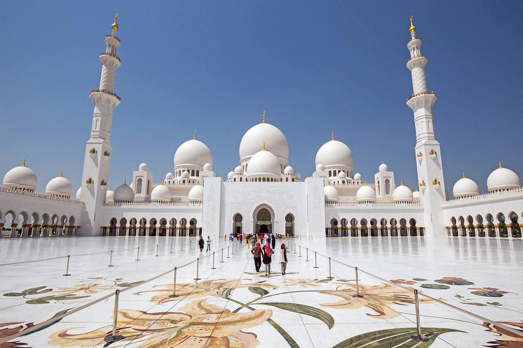 sheikh zayed grand mosque in abu dhabi wiki sie ist die flickr. Black Bedroom Furniture Sets. Home Design Ideas