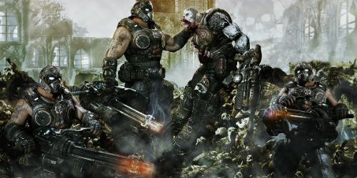 Gears of War 4 and Gears of War: Ultimate Edition announced