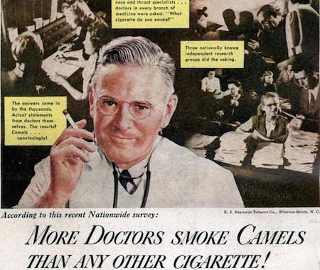 doctor smoke