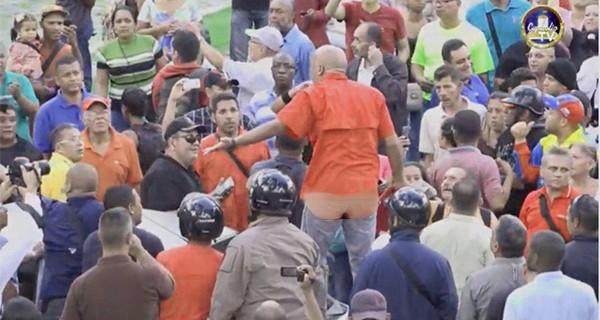Aporrea: Jorge Rodríguez, Diosdado y Maduro no me representan como chavista
