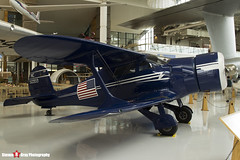 NC50959 - 305 - Private - Beech D17A Staggerwing - Evergreen Air and Space Museum - McMinnville, Oregon - 131026 - Steven Gray - IMG_8764