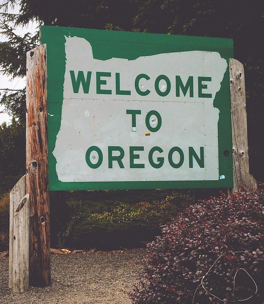Welcome to Oregon, USA | via It's Travel O'Clock