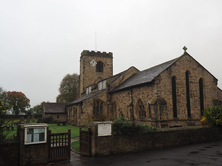 Ribchester, St Wilfred (11-3-4 Thomas II Mears + Whitechapel)