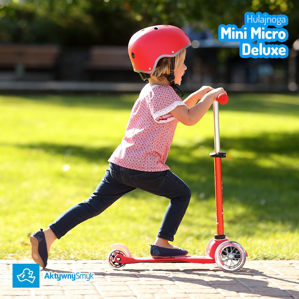Hulajnogi Mini Micro Deluxe
