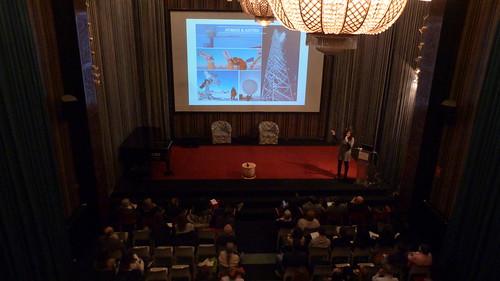 XVI Semana de la Ciencia Madrid. Crónicas de los glaciares: 90 Días en Antártida. Conferencia de Chiara Montanari