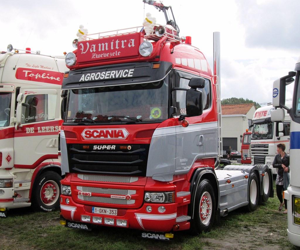 Scania R520hl Streamline Vamitra Zwevezele B Augustus