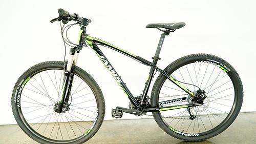 Велосипед jamis durango comp (2012) mx green 17