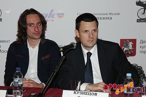 Сергей Никитин, Сергей Кузнецов