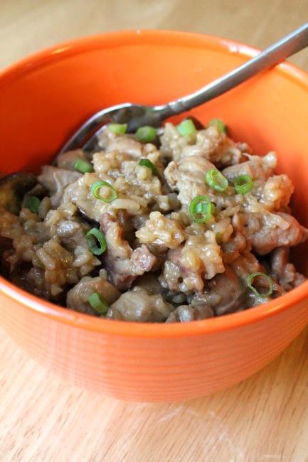 Cantonese Claypot Rice, 1