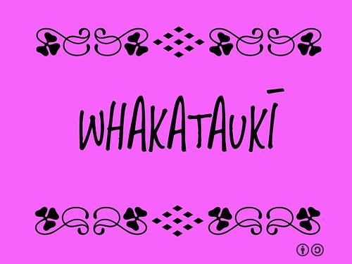 Buzzword Bingo: Whakataukī = Māori Proverbs