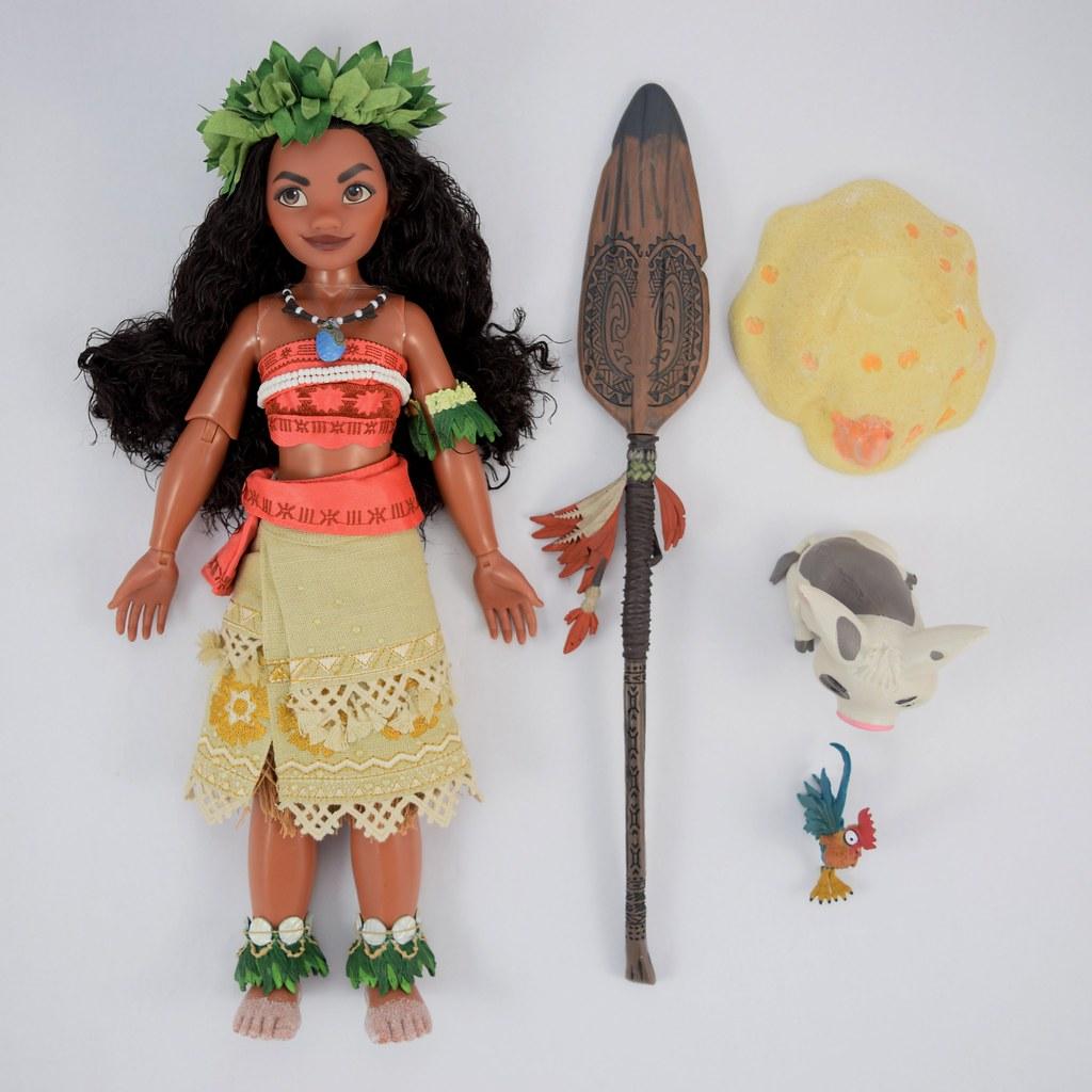 Кукла моана своими руками 64