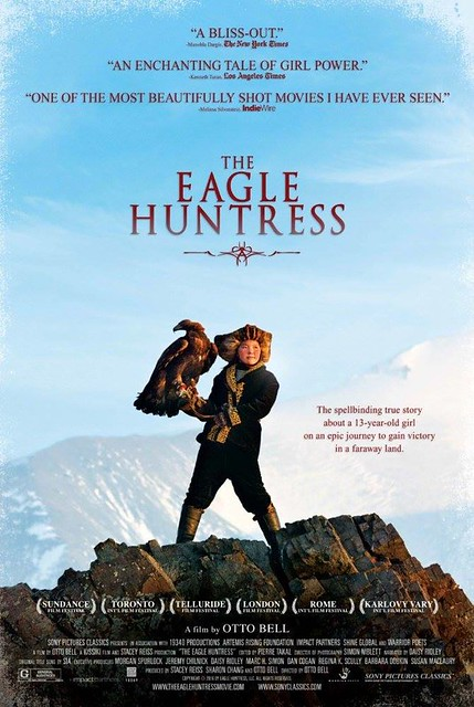 The Eagle Huntress (click to enlarge)
