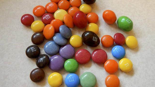 Hallowe'en Candy Cookies 2