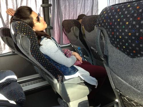 CTM coach seats