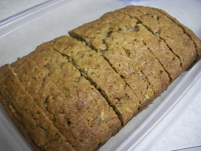 zucchini bread 16