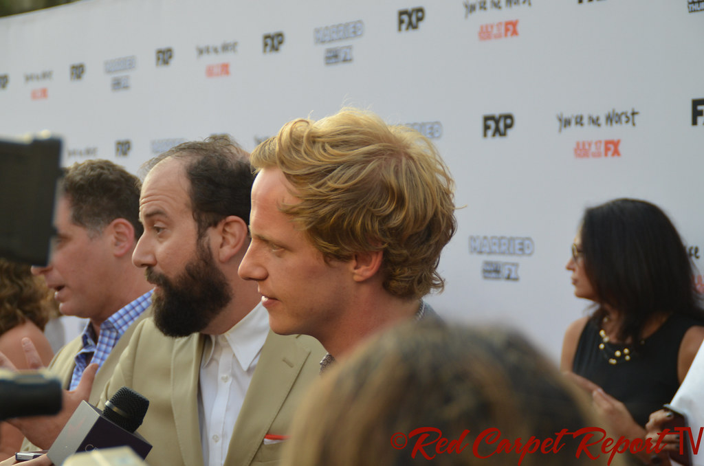 Chris Geere Height Brett Gelman Chris Geere