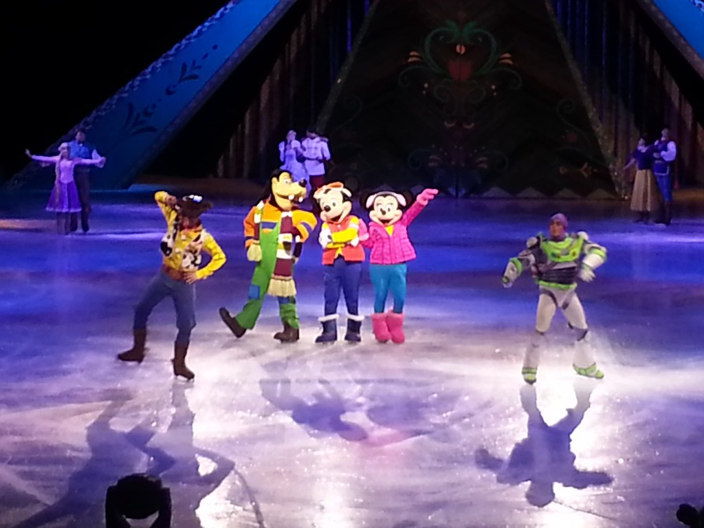 Broadway On Ice Tour