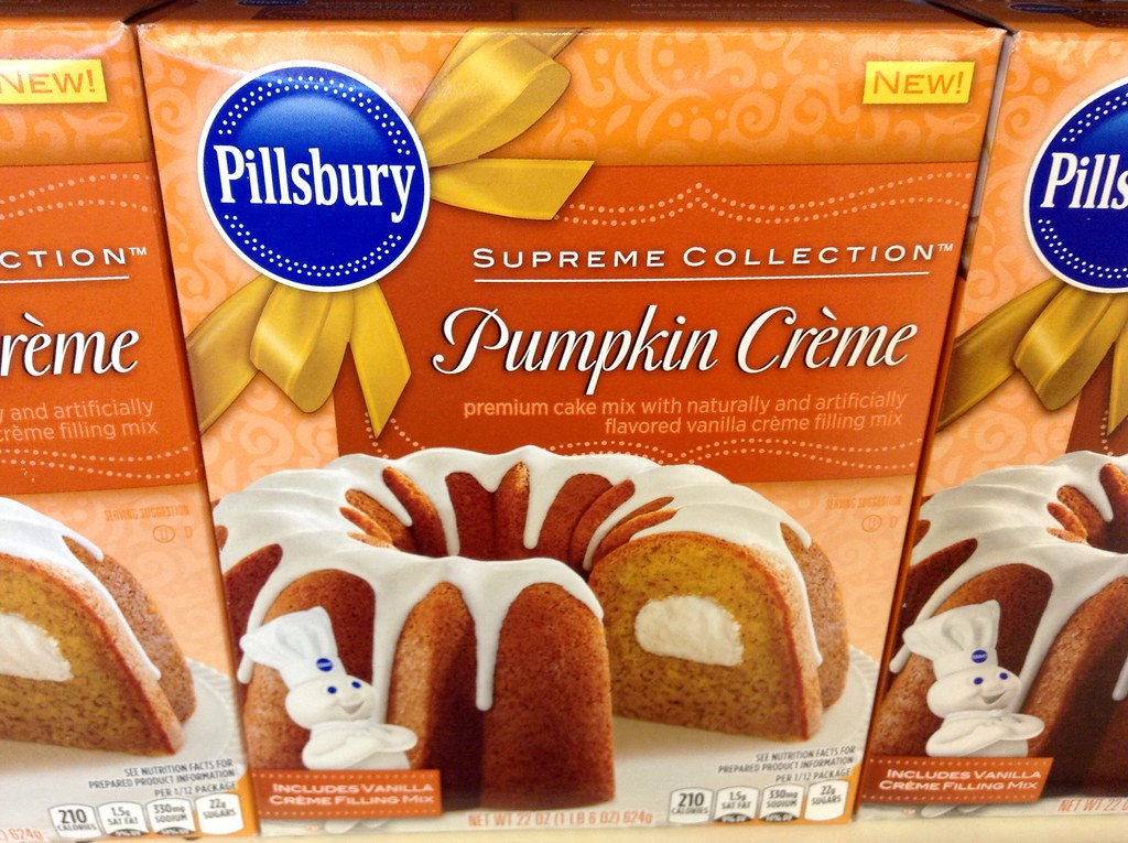Pillsbury White Cake Box Recipe