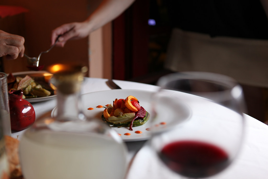 擺盤通常也是品味食物不可或缺的要素。(圖片來源:StateofIsrael (CC BY-SA 2.0))