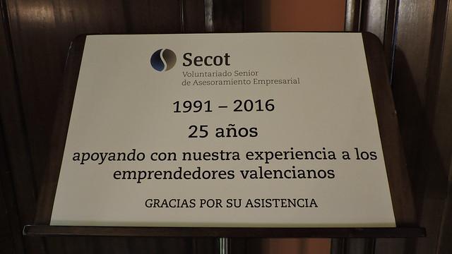 XXV Aniversario SECOT Valencia