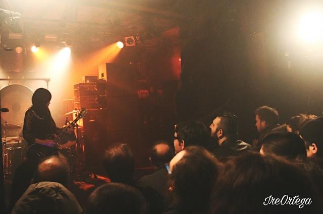 Boris + My Invisible Friend, LoFi Milano 01/12/16
