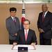 Republic of Korea Signs Marrakesh Treaty