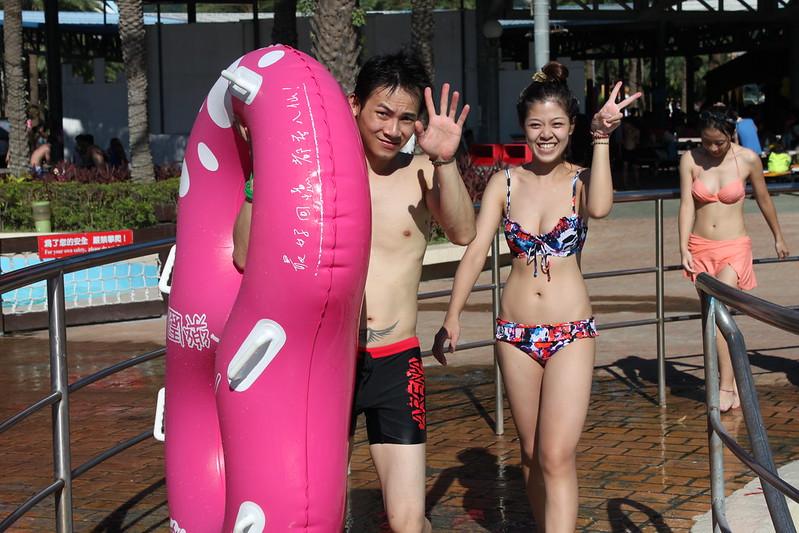 夏天。台北旅遊。八仙樂園 (99)