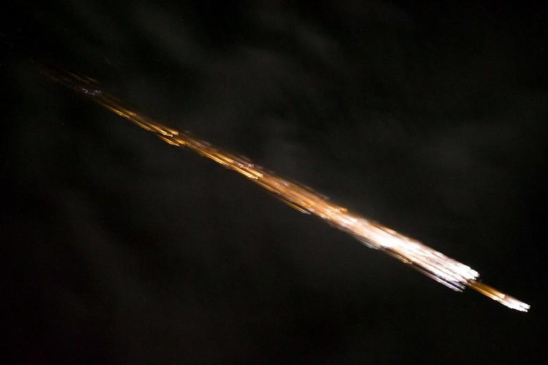 Cygnus Reentry