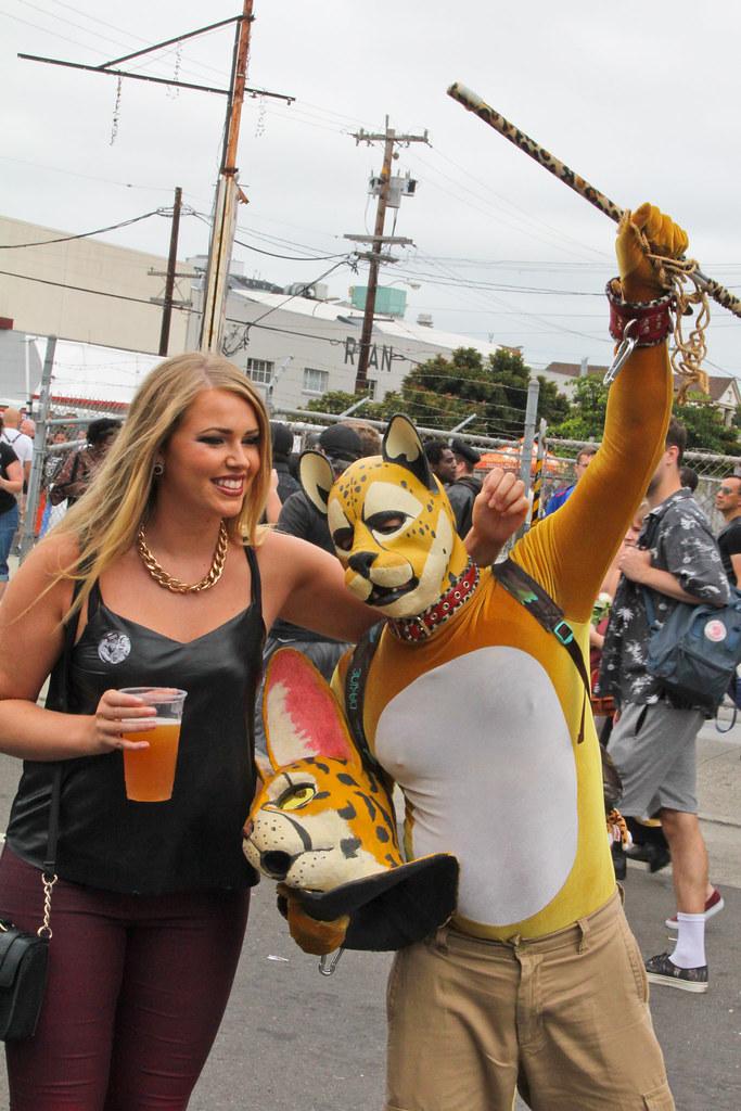 Folsom Street Fair - 2014 | Folsom Street Fair (FSF) is an ...