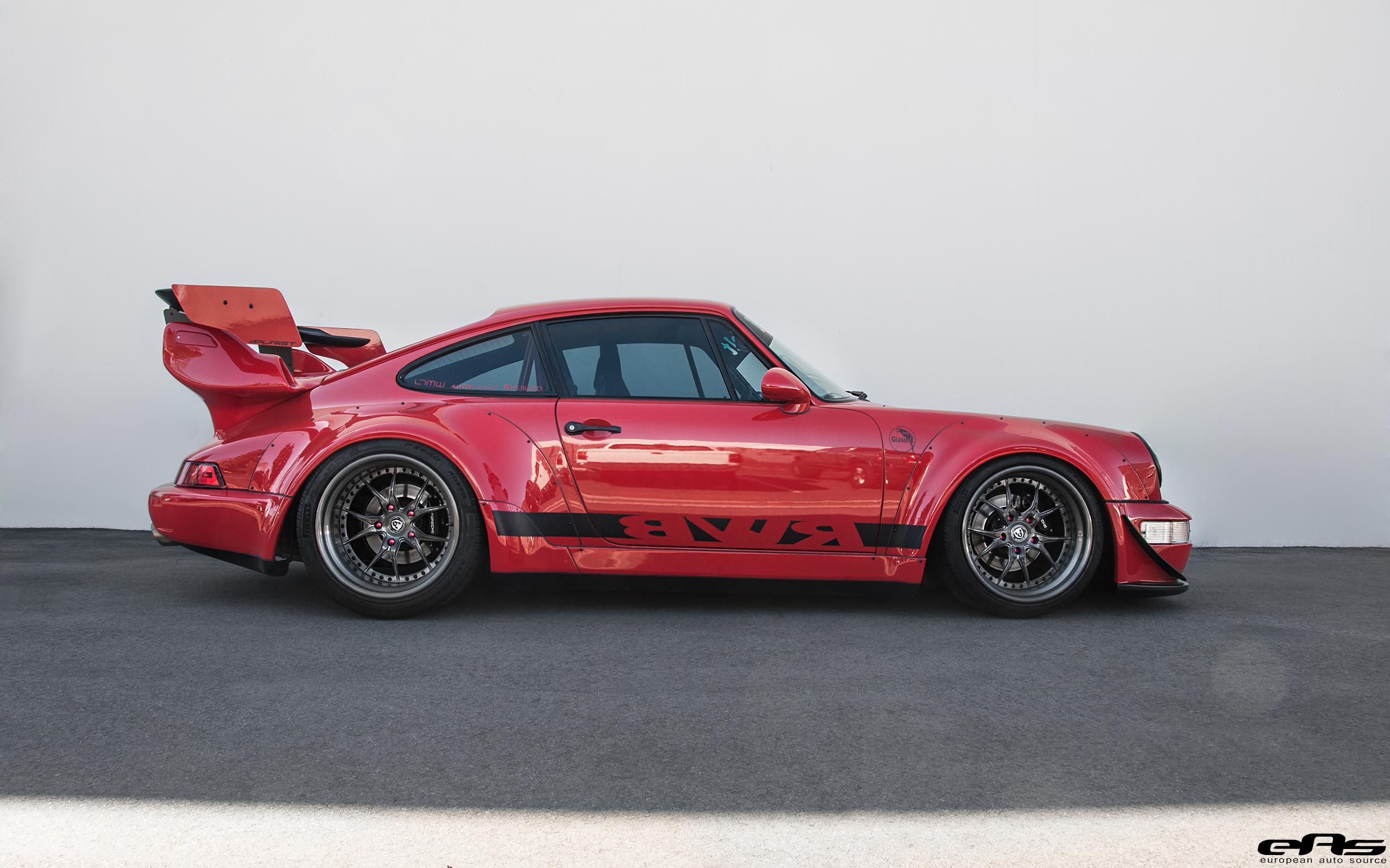 Rauh Welt Begriff Usa Porsche 911 964 Bmw