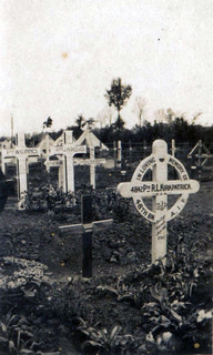 Sandy's photo of RL Kirkpatrick's gravemarker