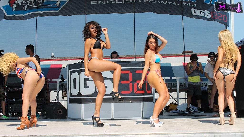 bikini contest four of the contestants in the bikini conte flickr