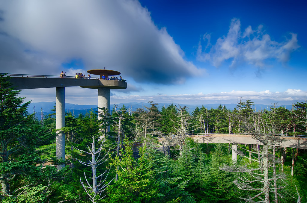Clingmans Dome - Great Smoky Mountains National Park   Flickr