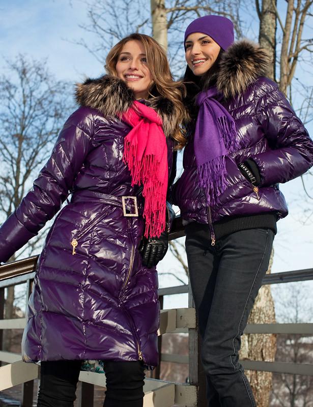 Womens Black Puffer Jacket