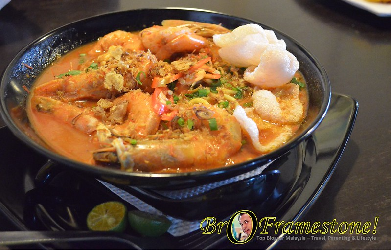 Mee Udang di Restoran Tempayan Bandar Baru Sungai Buloh