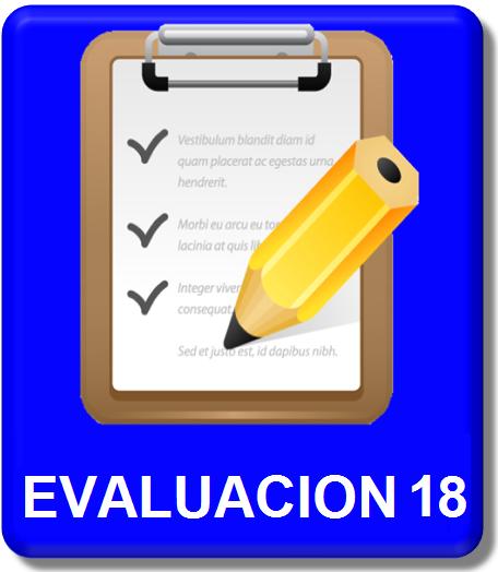 icono evaluacion 18