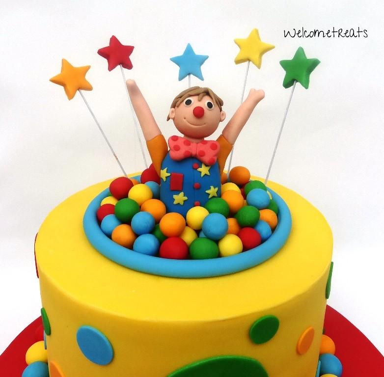 Birthday Cake Joint