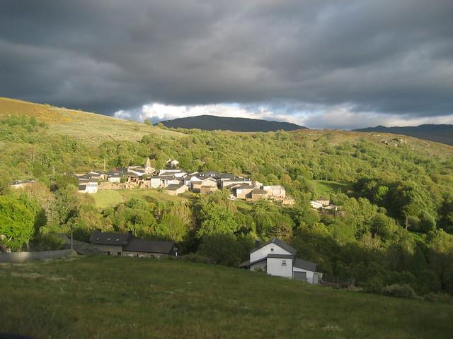 Vilanova en A Veiga