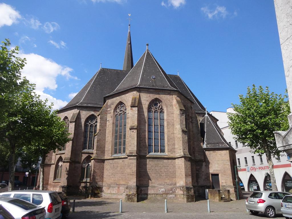 Neunkirchen, Saarland (state of Germany), Chiesa evangelic ...