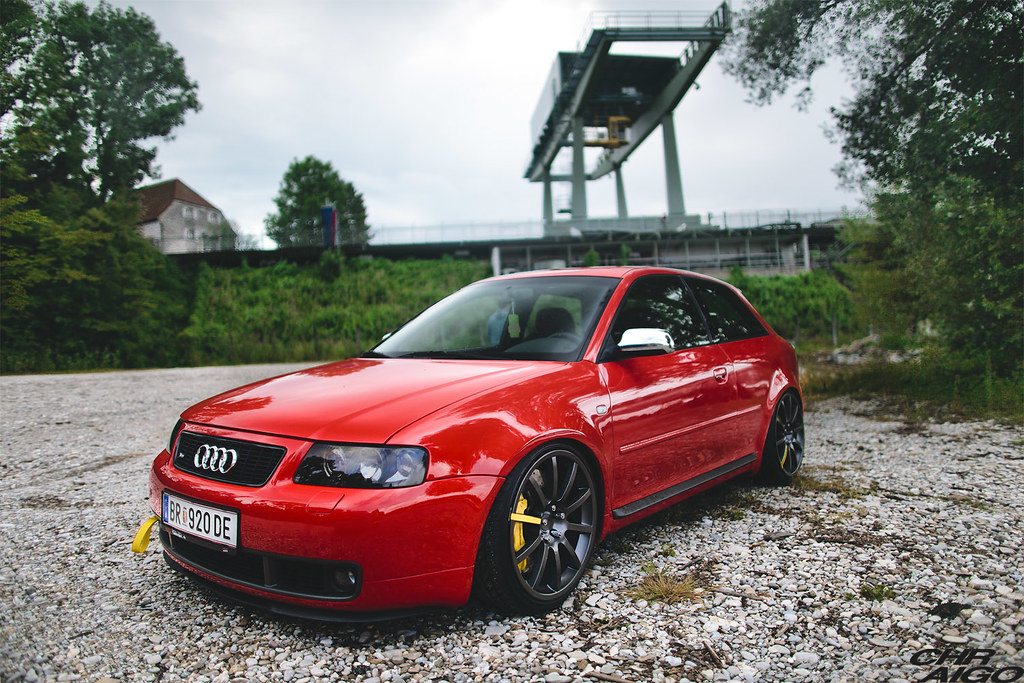 Audi S3 8l Laserred Aigo Photography Flickr