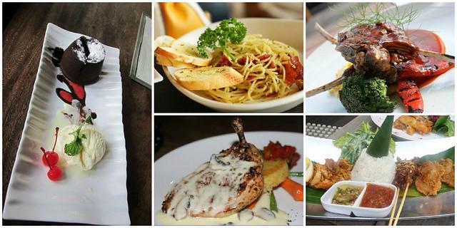 2. maja house food collage via hungry-doctor.blogspot.com