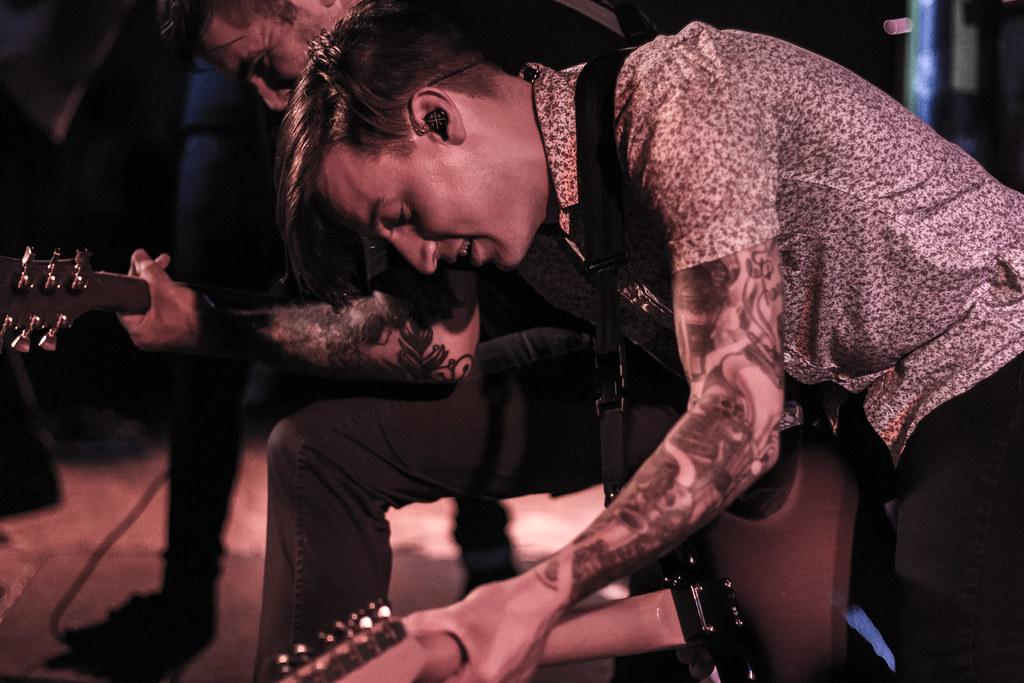 Silverstein at Sokol Underground   June 15, 2015