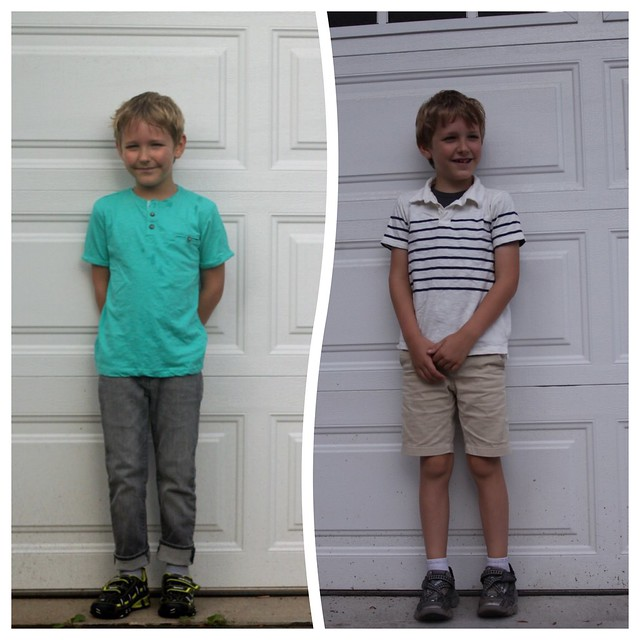 Last Day of First Grade!