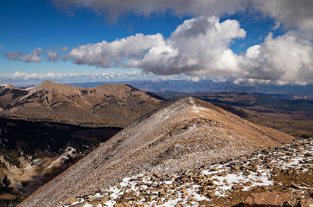 Peale Ridge