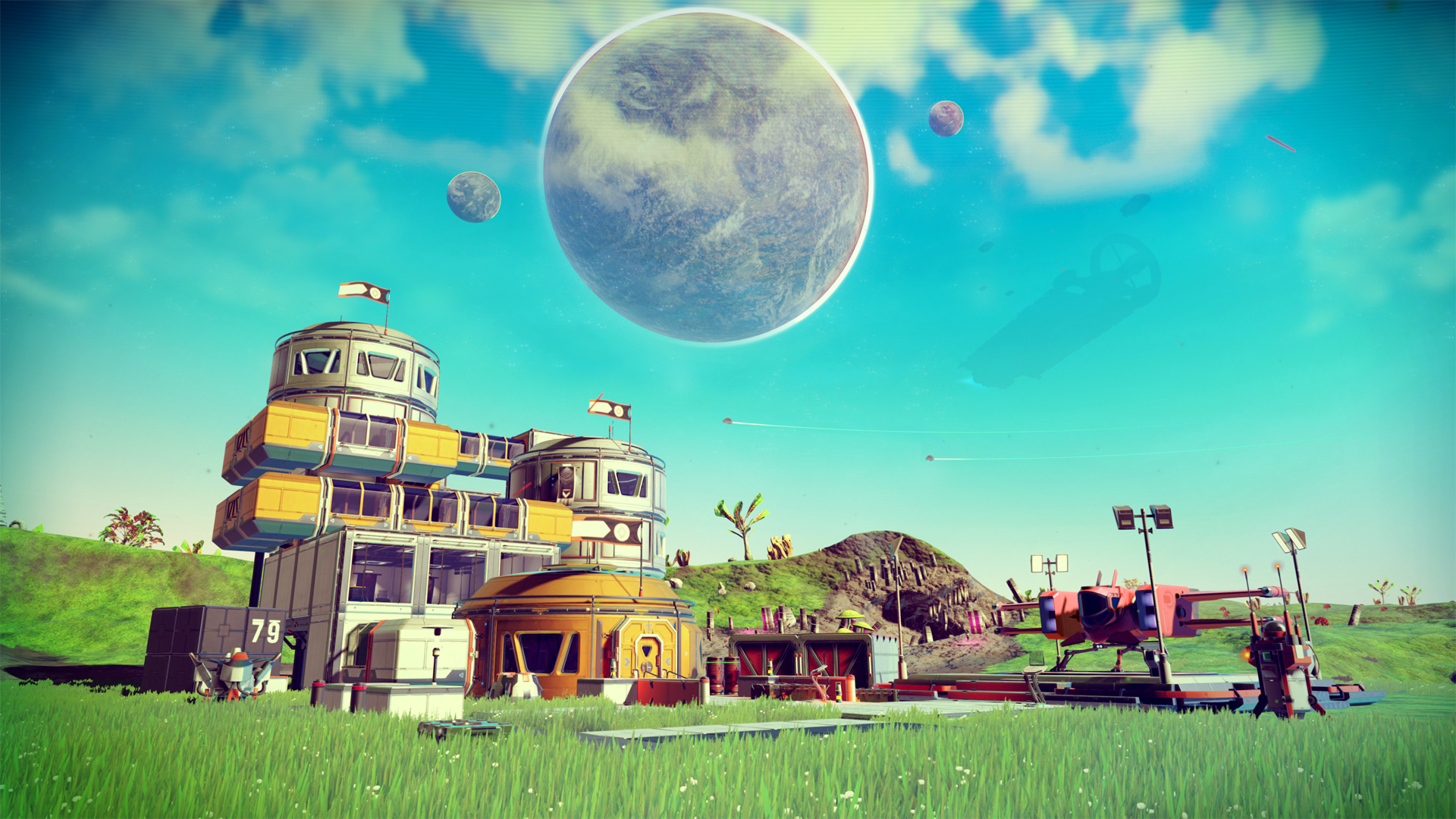No Man S Sky Update Adds Base Building New Game Modes And
