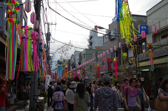 浅草かっぱ橋本通り・下町七夕まつり2014_002