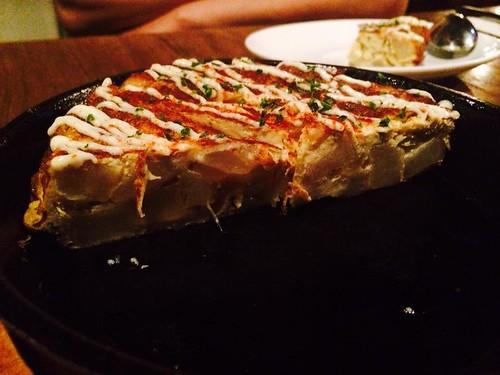 西班牙馬鈴薯烘蛋