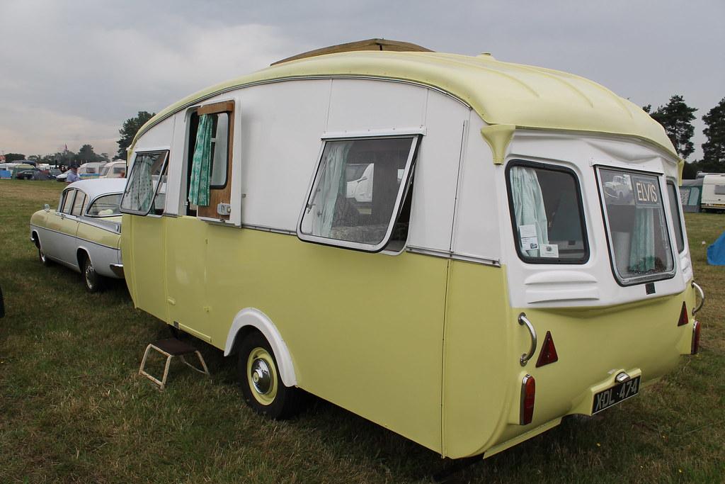 New  Vintage Caravans  Vintage Vans  Pinterest  Cars Vintage And Of