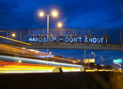 Hands Up Don't Shoot copy | by Light Brigading